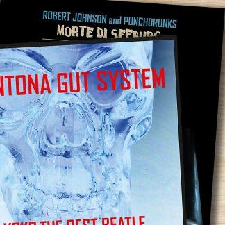 Bundle offer - Cantona Gut System+ Robert Johnson and Punchdrunks