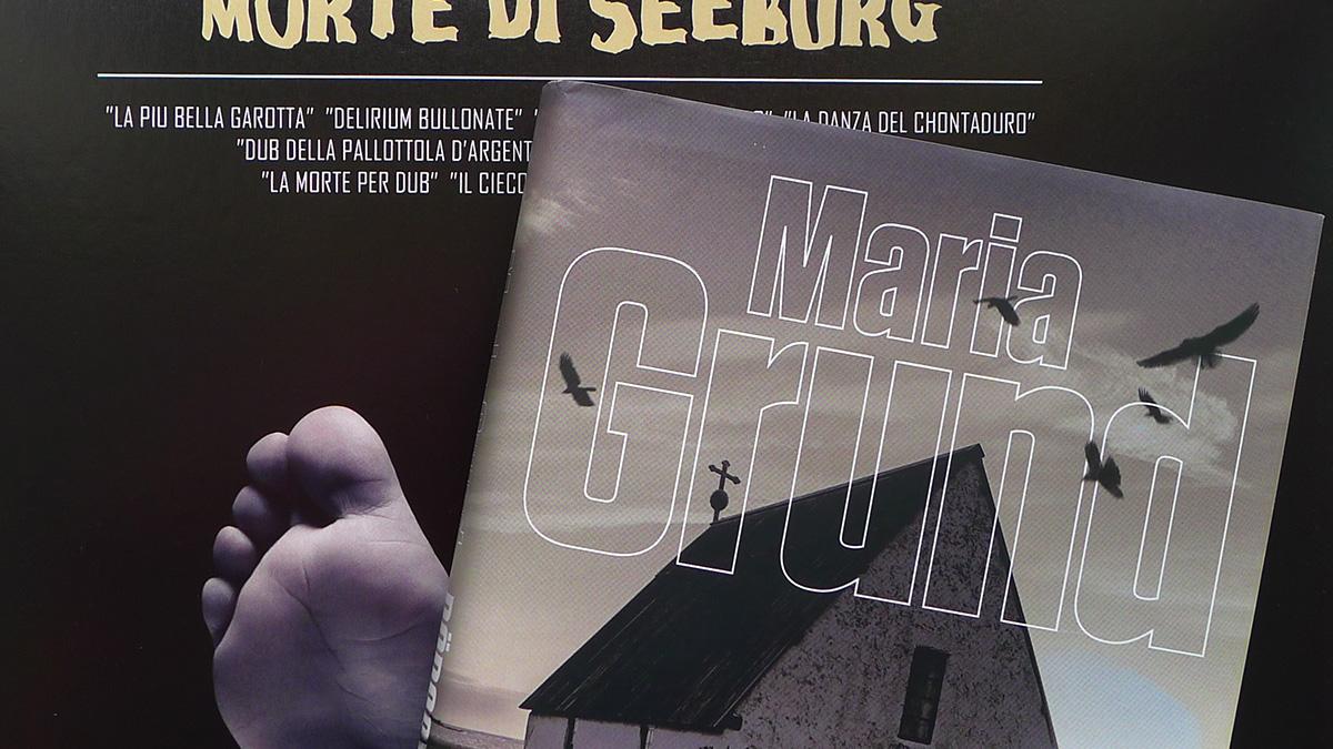 Mortal Sin by Maria Grund - a novel inspired by Morte di Seeburg
